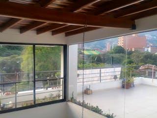 Una vista de una ciudad desde una ventana en Apartamento penthouse en Venta en Simon Bolivar
