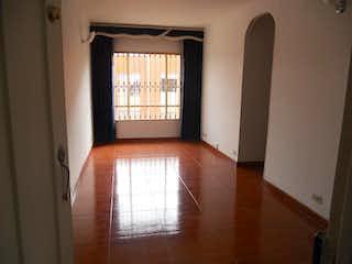 Una habitación con una cama y una ventana en Apartamento en venta en Hayuelos Reservado, de 44,53mtrs2
