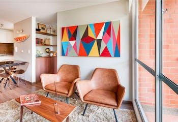 La Quinta 3, en , Zipaquirá con 62m², Apartamentos nuevos en venta en Casco Urbano Zipaquirá con 3 habitaciones