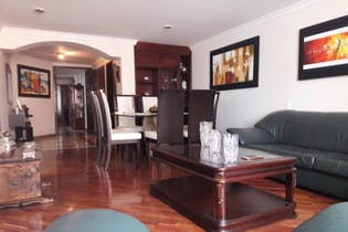 Apartamento en venta en Rincón Del Chicó 140m²