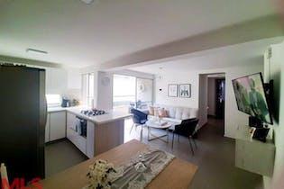 Paseo del Parque, Apartamento en venta en Loma De Los Bernal 66m² con Piscina...