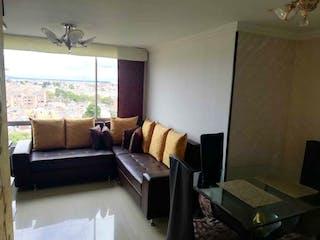 Una sala de estar llena de muebles y una ventana en 101340 - APARTAMENTO EN ZONA PRIVILEGIADA DEL SUR