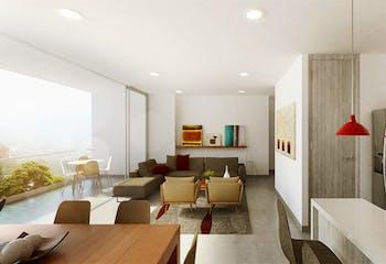 Ariza Castropol, Apartamentos en venta 102m²