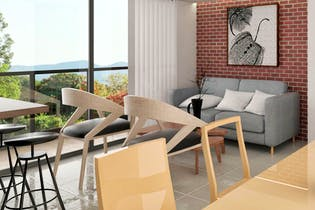 Riviera de Bulerías, Apartamentos en venta en Alameda Medellín 80m²