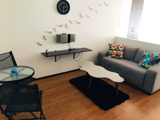 Apartamento en venta en Barrio Chapinero, Bogotá