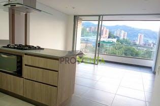 Apartamento en venta en Envigado, 75m² con Jardín...