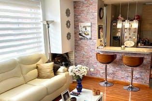 Apartamento en venta en Santa Barbara Central de 1 alcoba