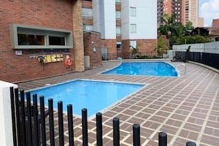 Apartamento en venta en Prados De Sabaneta de 72m² con Piscina...