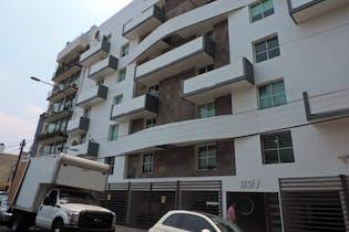 Departamento en venta en Narvarte Poniente de 85m²