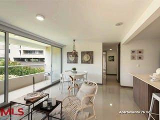 Castelli, apartamento en venta en Loma del Escobero, Envigado