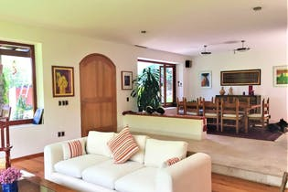 Casa en venta en un solo piso en Jardines del Pedregal