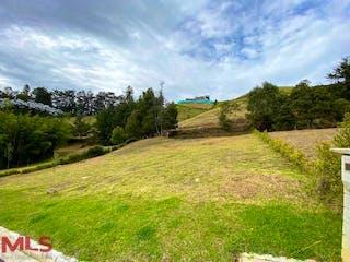 Villas Del Campo (Retiro), lote en venta en El Chuscal, El Retiro