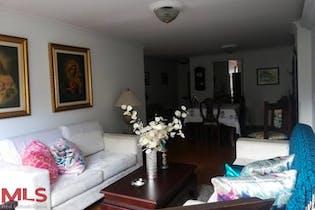 El Dorado, Apartamento en venta en La Floresta de 143m²