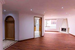 Apartamento en venta en Santa Paula Usaquén de 104m²