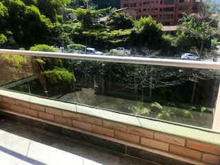 Una vista de una ciudad desde una ventana en Apartamento en venta en Mesa, 90m² con Balcón...