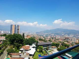 Una vista de una ciudad en la distancia en Apartamento en venta en El Salado, 78m² con Zonas húmedas...