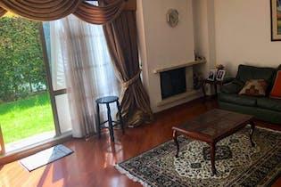 Casa en venta en Casa Blanca Suba de 138 mts con chimenea