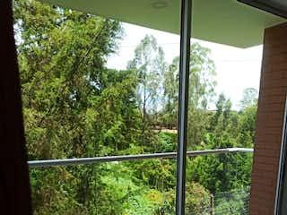 Una vista de una vista desde una ventana en Apartamento en venta en Los Colegios de dos habitaciones