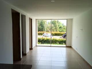 Una vista de un pasillo desde un pasillo en Apartamento en venta en Los Colegios de dos habitaciones