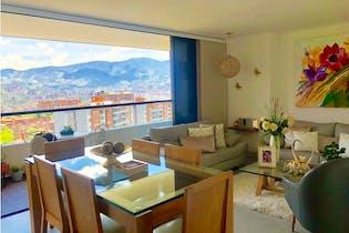 Apartamento en venta en Loma Del Esmeraldal de 3 habitaciones