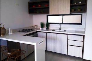 Apartamento en venta en La Lomita de 82m² con Gimnasio...