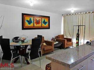 Selvática, apartamento en venta en Las Lomitas, Sabaneta