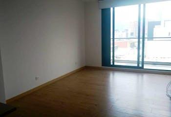Apartamento en Bogota Santa Barbara -con garaje cubierto y depósito