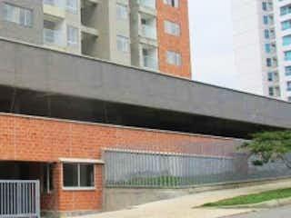 Un edificio de ladrillo con un edificio de ladrillo rojo en Apartamento en Venta AVES MARíA