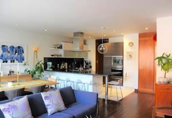 Apartamento en venta en Chicó Reservado 110m² con Gimnasio...
