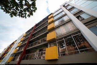 Apartamento en venta en Chapinero Alto de 89m²