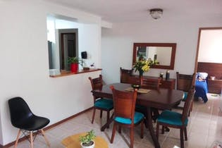 Apartamento en venta en Loma Del Barro de 3 alcoba