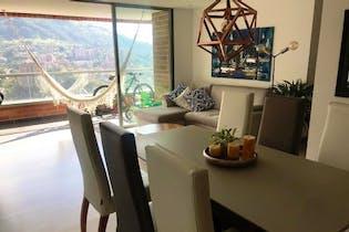 Apartamento en venta en Loma De Las Brujas de 3 alcoba