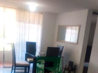 Una sala de estar llena de muebles y una televisión de pantalla plana en Apartamento en Venta NIQUIA