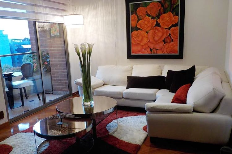 Foto 30 de Apartamento en Bogota Usaquen - con sala con chimenea