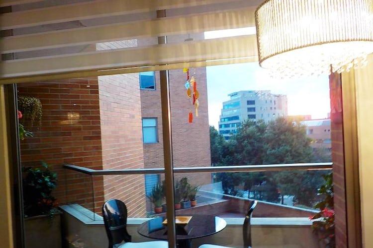 Foto 31 de Apartamento en Bogota Usaquen - con sala con chimenea
