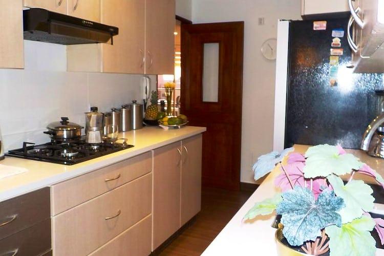 Foto 13 de Apartamento en Bogota Usaquen - con sala con chimenea