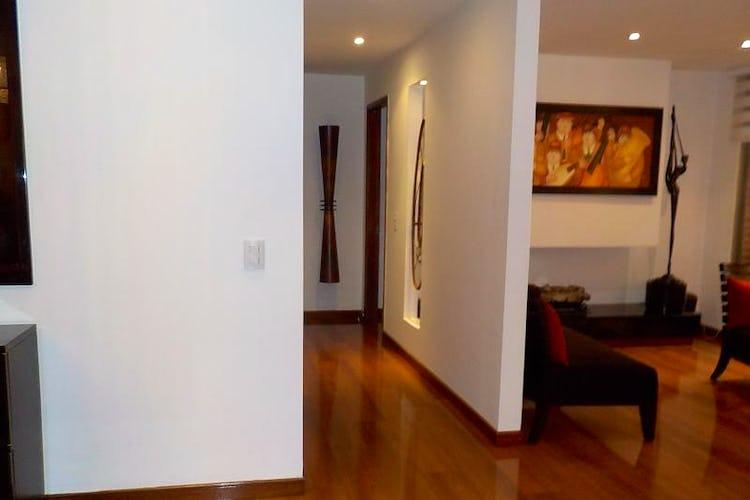Foto 15 de Apartamento en Bogota Usaquen - con sala con chimenea