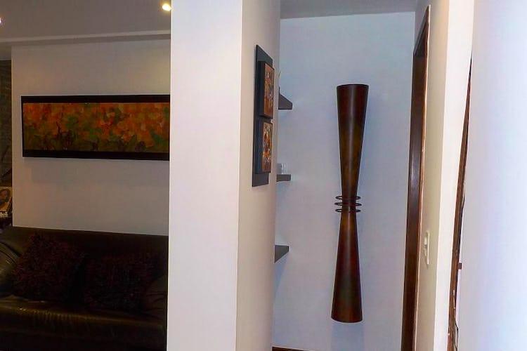 Foto 18 de Apartamento en Bogota Usaquen - con sala con chimenea