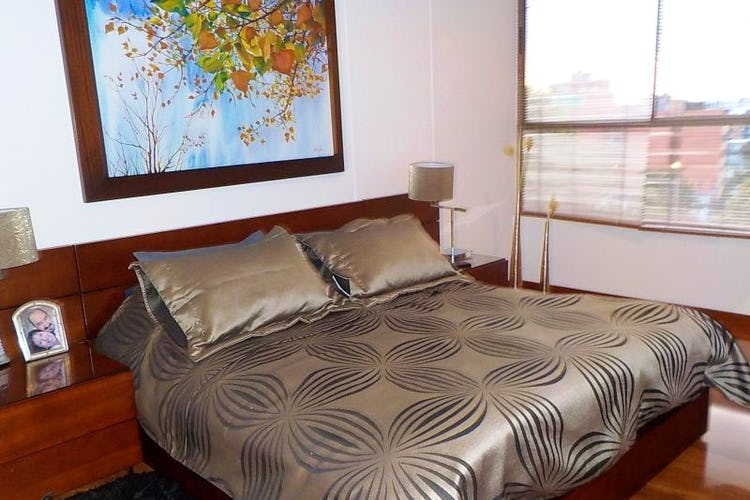 Foto 19 de Apartamento en Bogota Usaquen - con sala con chimenea
