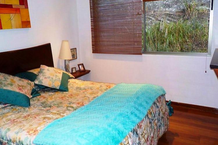 Foto 20 de Apartamento en Bogota Usaquen - con sala con chimenea