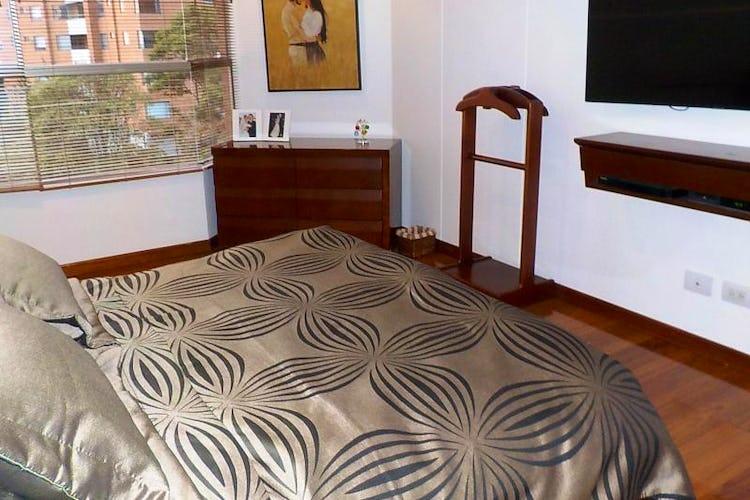 Foto 22 de Apartamento en Bogota Usaquen - con sala con chimenea
