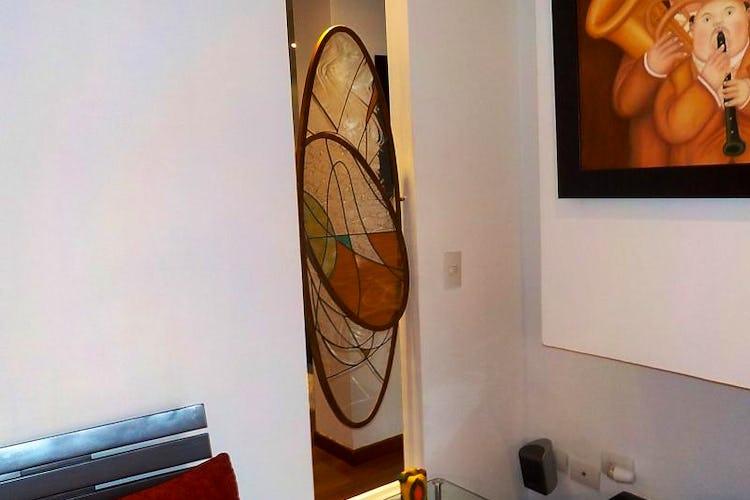 Foto 23 de Apartamento en Bogota Usaquen - con sala con chimenea