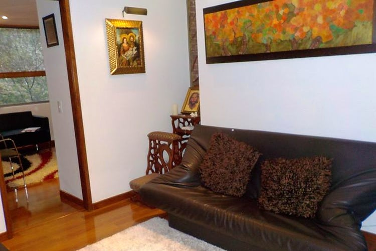 Foto 24 de Apartamento en Bogota Usaquen - con sala con chimenea
