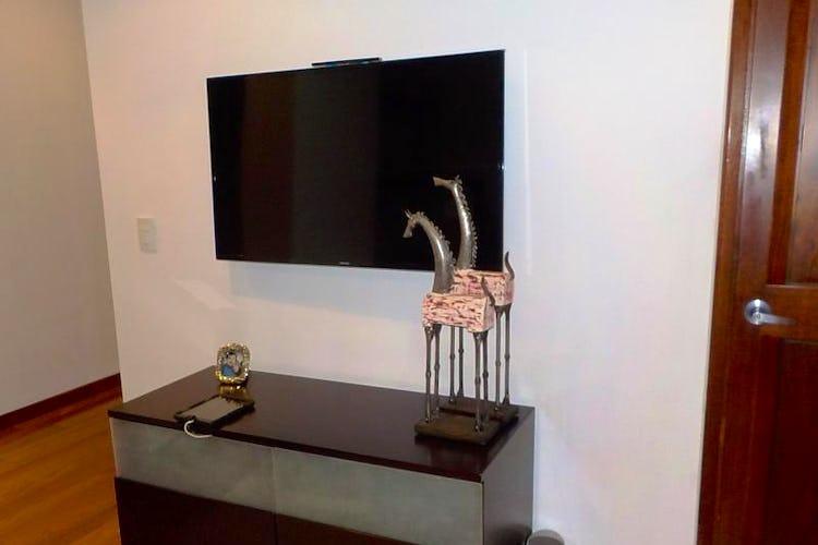 Foto 25 de Apartamento en Bogota Usaquen - con sala con chimenea