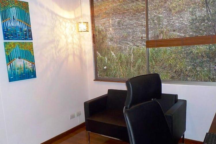 Foto 3 de Apartamento en Bogota Usaquen - con sala con chimenea