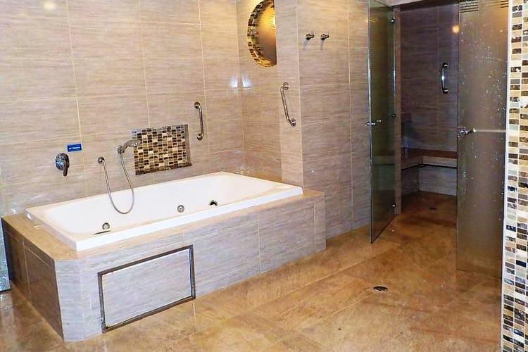 Foto 2 de Apartamento en Bogota Usaquen - con sala con chimenea