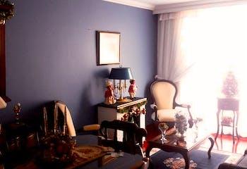 Apartamento En Bogota Cedritos - clásico, con tres alcobas