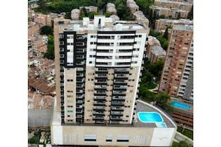 Apartamento Con Parqueadero En Venta 76m2 Trianón Envigado - Ant