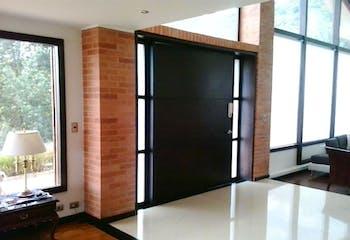 Casa En Funca, Chia, 4 Habitaciones- 456m2.