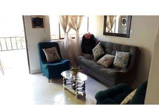 Apartamento en venta en Niquia, 90m²